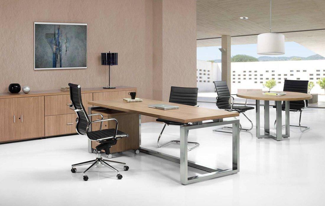 Volga un concepto de mobiliario de direcci n moderno for Despachos modernos