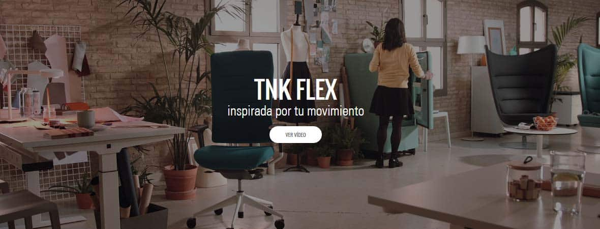 TNK FLEX, inspired by your movement