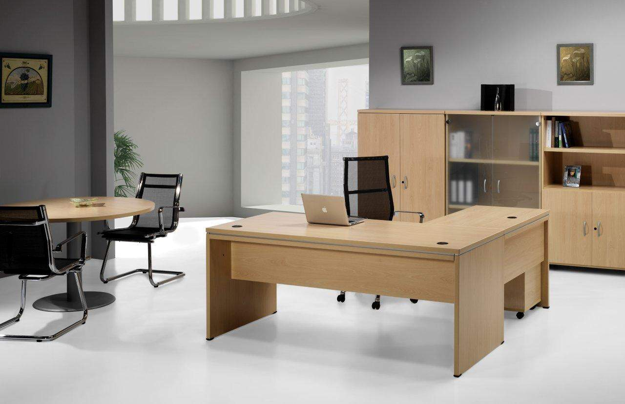 COLINA despacho haya mesa recta