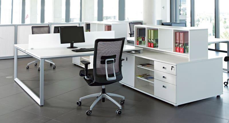 Mesas de oficina bravo for Mobiliario de oficina precios