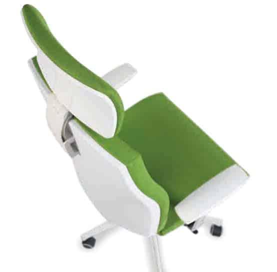 ZOE. sillon ergonomico con cabecero