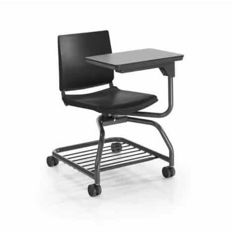 Dileoffice atenea form silla de pala