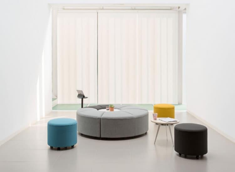 mueble de oficina santander