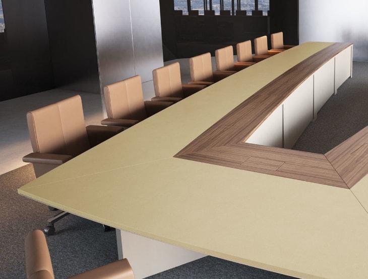 Mesa de juntas y despachos