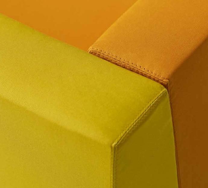Sofa de recepción In_Motion