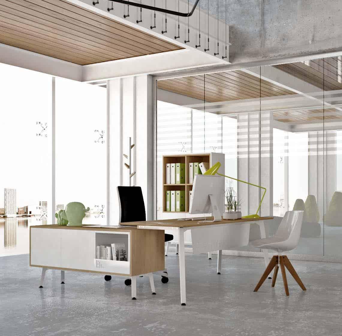 Mesa de oficina ORIGAMI