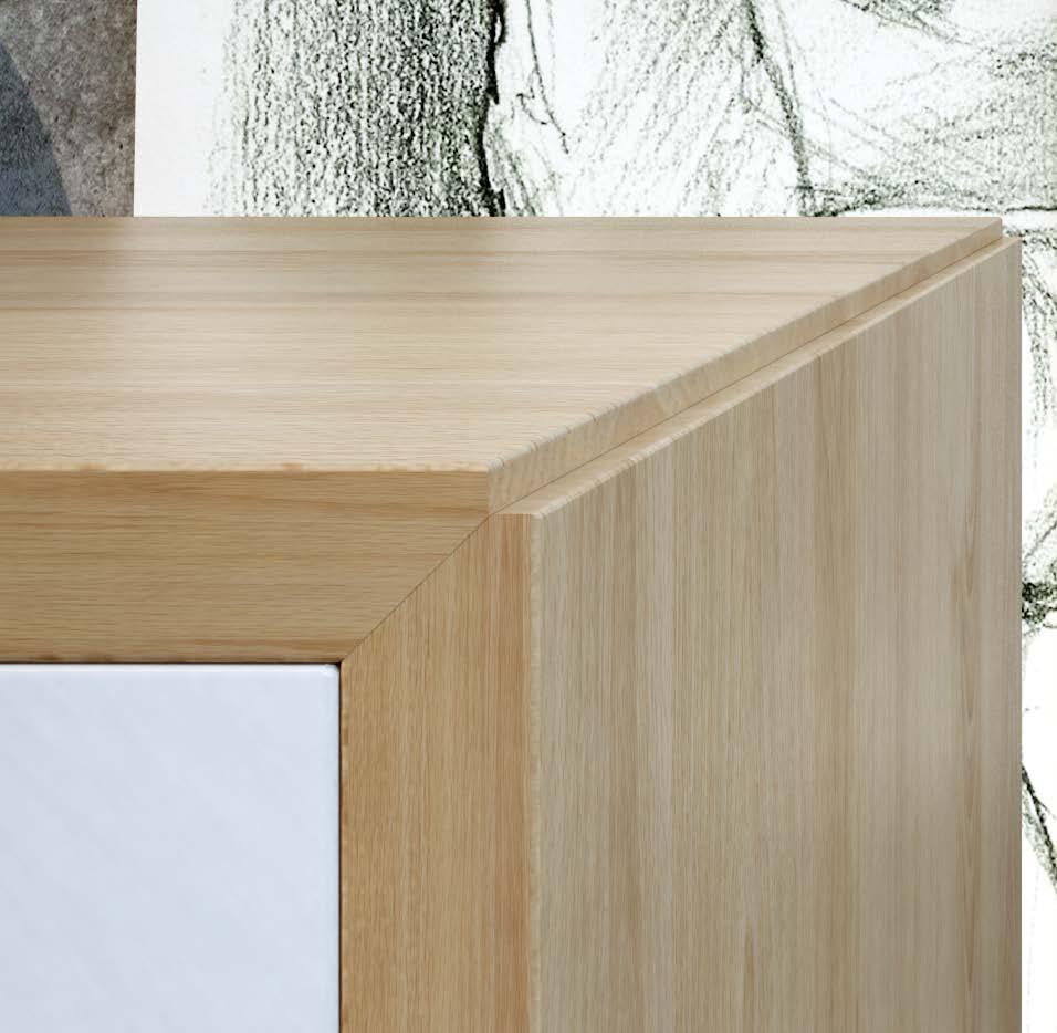 Muebles de despacho ORIGAMI de IMAN