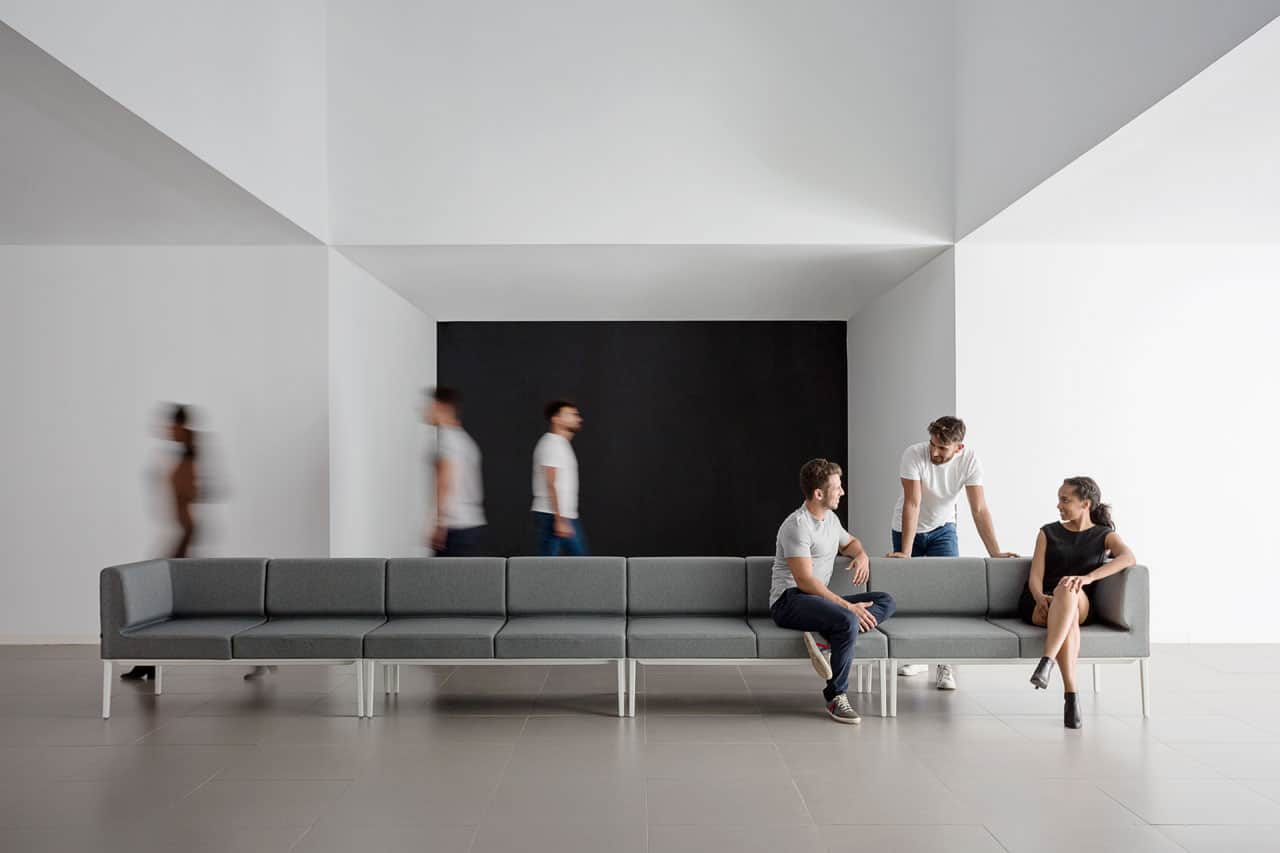 Sala de espera LONGO de Actiu