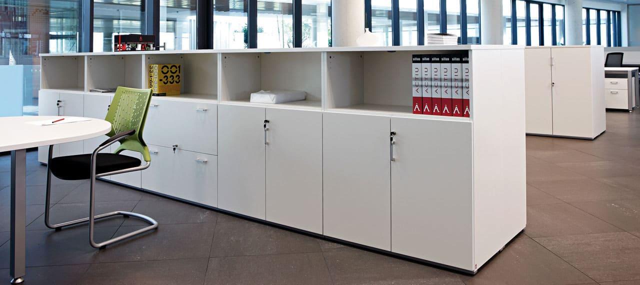 Armarios modulares de oficina de Actiu