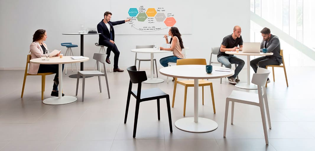 Mesa de reunion TAR-20