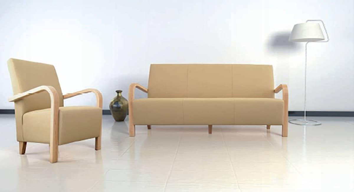 Sillon de espera Universal mobiliario