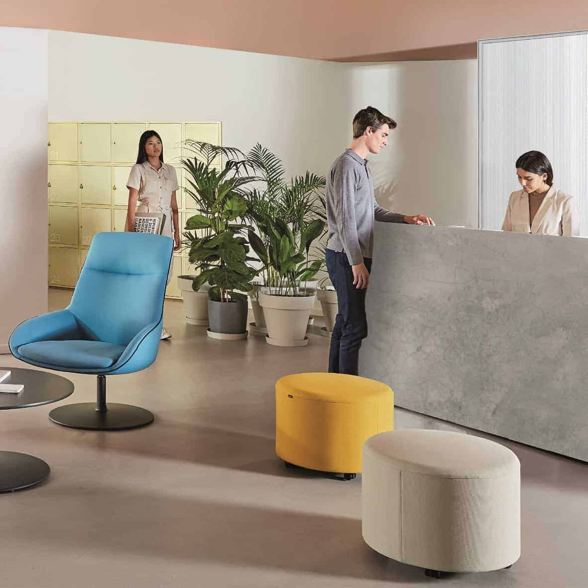 NOOM Mobiliario de oficina y colectividades de ACTIU