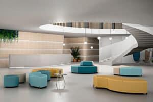 Socializacion segura en espacios hoteleros